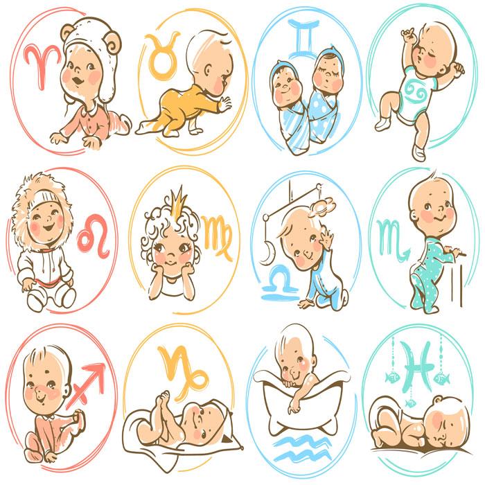 Bebeğinizin burç karakteri